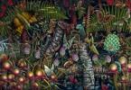 Психоделические картины Роберта Коннетта из коллекции «Преисподняя»