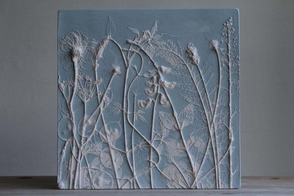 Рейчел Дейн: новые ботанические скульптуры цветов и овощей