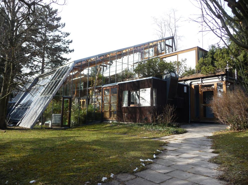 Яркий архитектурный шедевр от Frei Otto