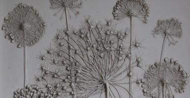 «Окаменелости» - застывшие натюрморты от Рейчел Дейн