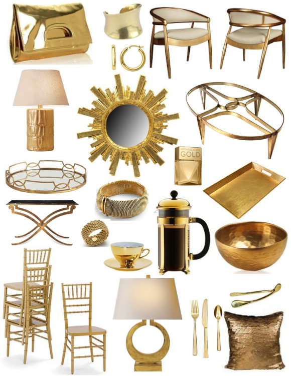 Gold trim - options for the use of precious metal in the repair