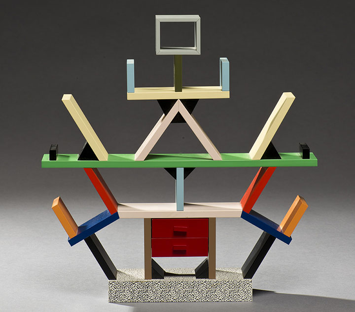 Радикальный дизайн техники и мебели от Этторе Соттсасса