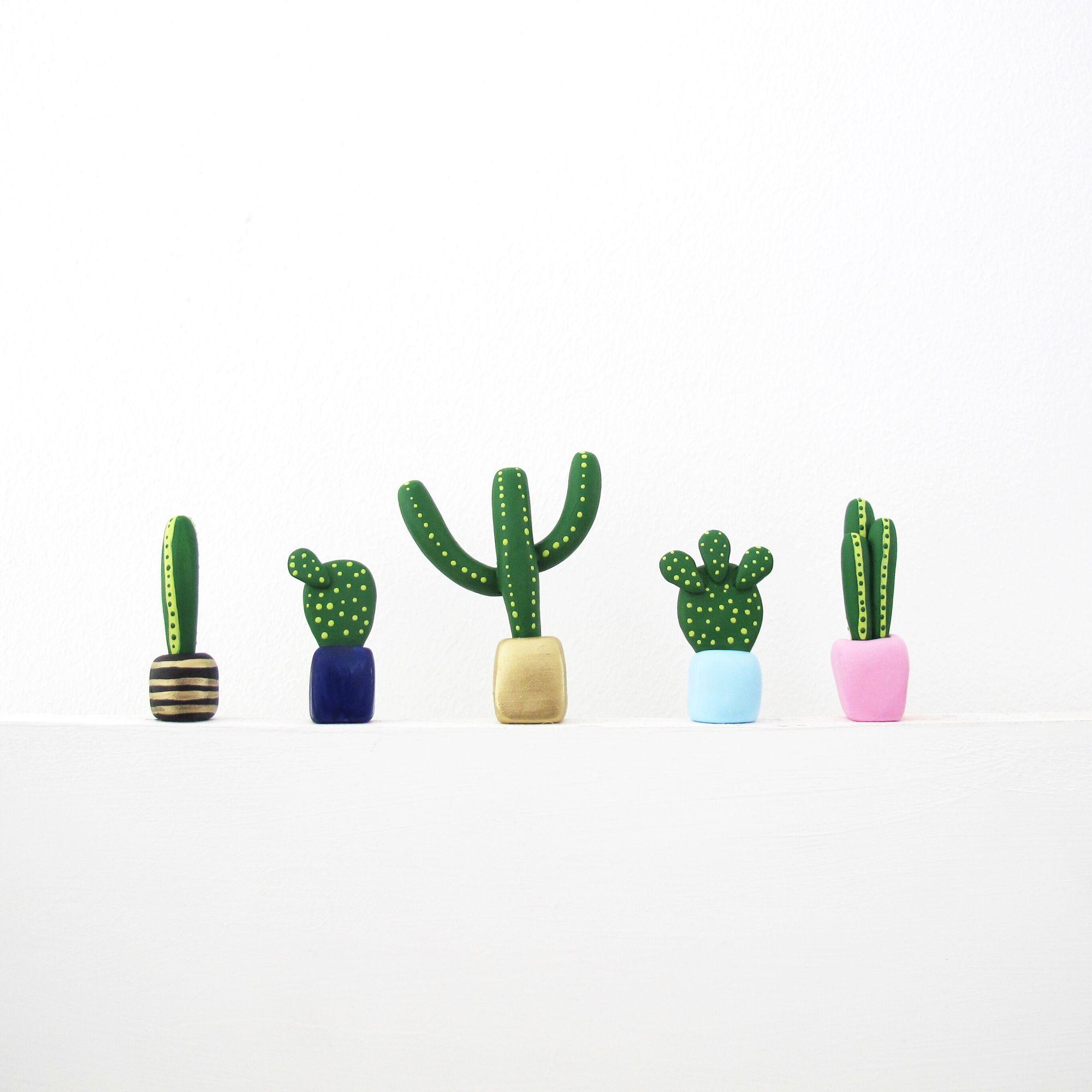 Необычные растения из полимерной глины - Фото 1
