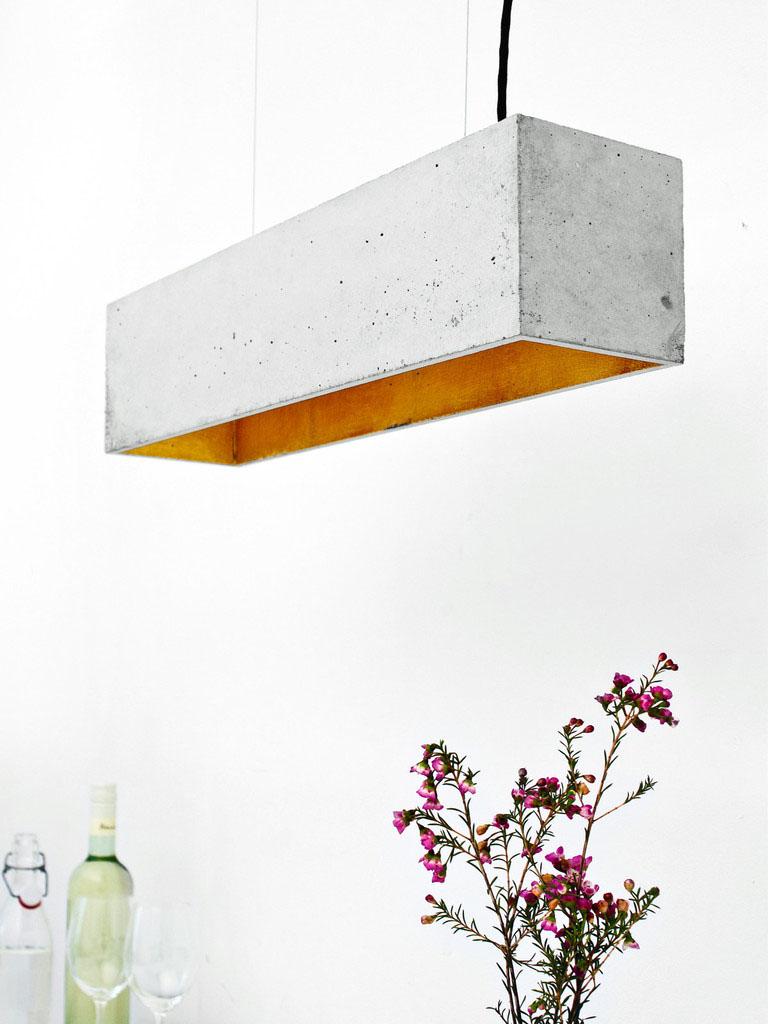 Красивый подвесной светильник от баварского дизайнера Stefan Gant
