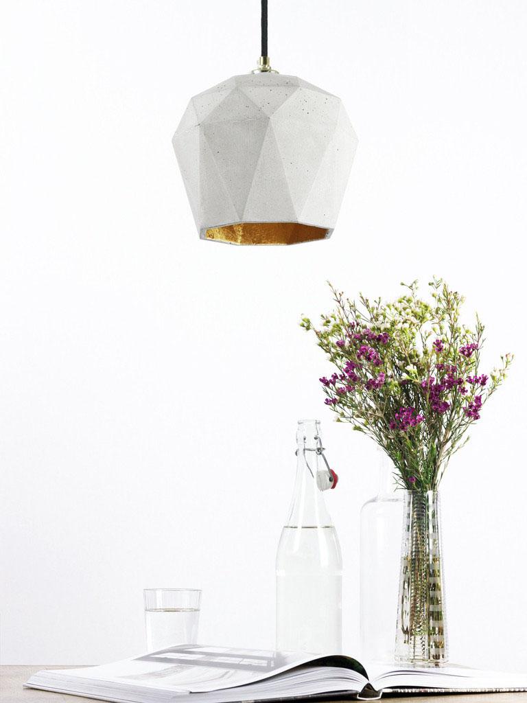Красивый подвесной светильник Triangulate от баварского дизайнера Stefan Gant