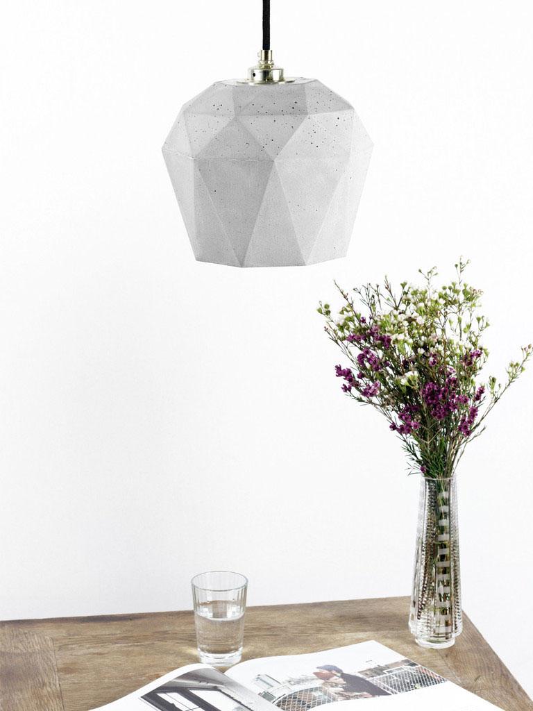Восхитительный подвесной светильник Triangulate от баварского дизайнера Stefan Gant