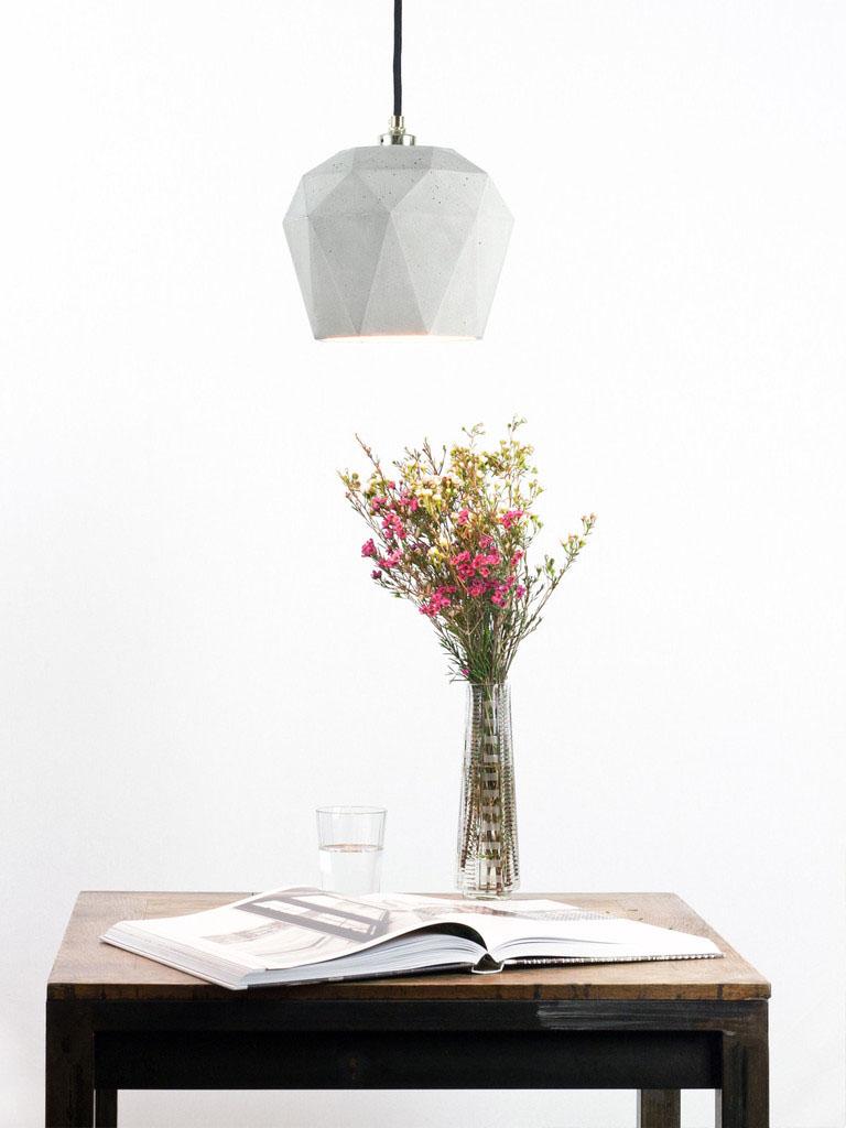 Поразительный подвесной светильник Triangulate от баварского дизайнера Stefan Gant
