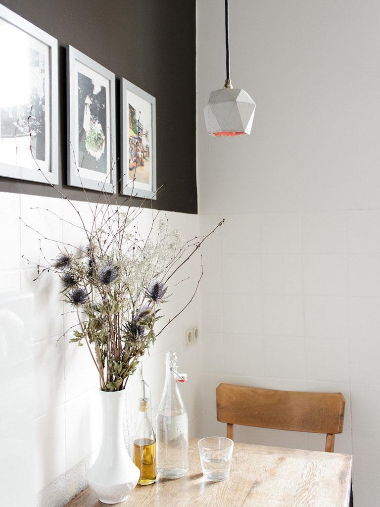 Яркий подвесной светильник Triangulate от баварского дизайнера Stefan Gant
