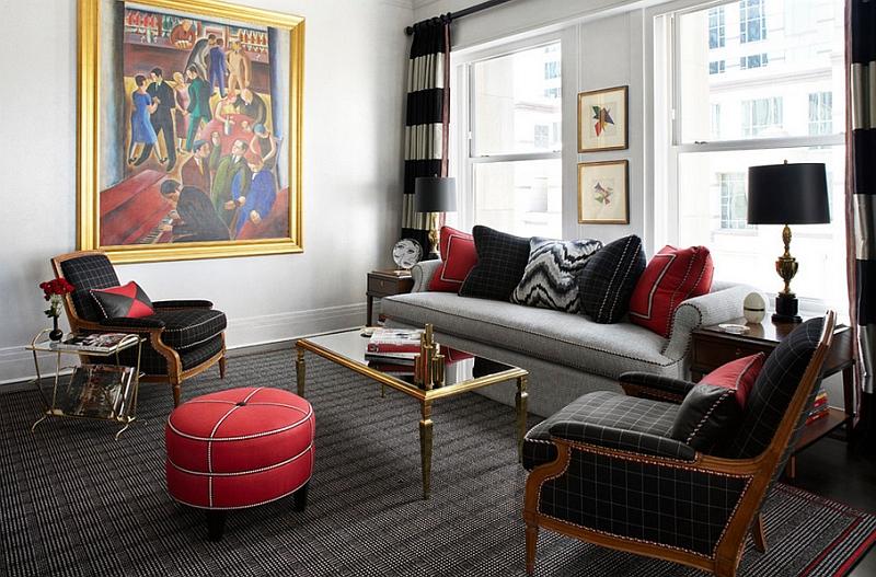 Дизайн интерьера от Eva Quateman Interiors