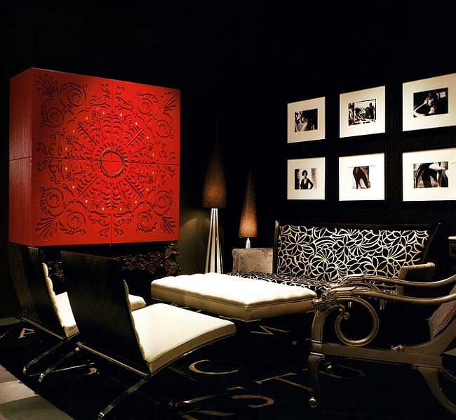 Дизайн интерьера от COLECCION ALEXANDRA
