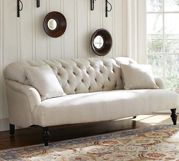 Замечательный дизайнерский диван