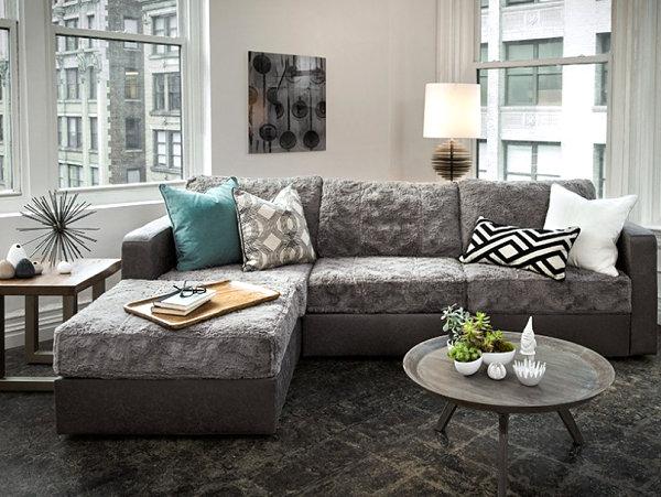 Дивный дизайнерский диван