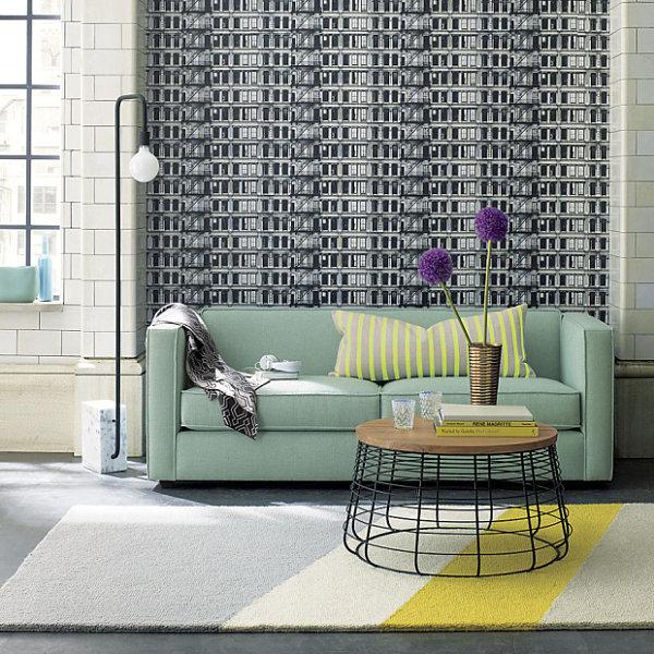 Современный дизайнерский диван