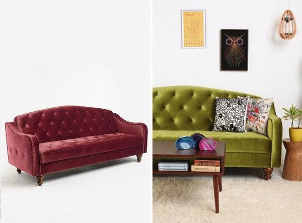 Роскошный дизайнерский диван