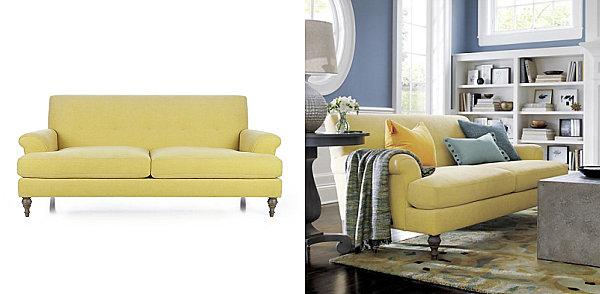 Уникальный дизайнерский диван