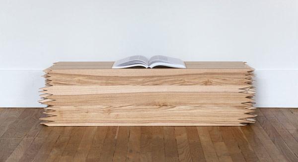 Простой но привлекательный дизайн столика