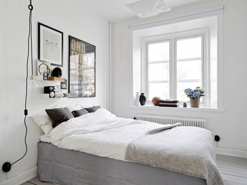 Умопомрачительный дизайн интерьера спальни