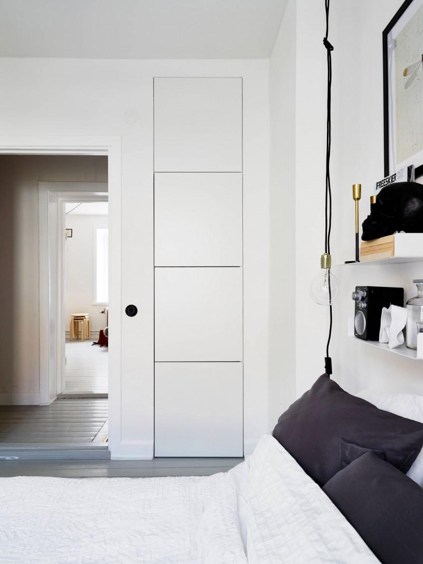 Крутой дизайн интерьера спальни