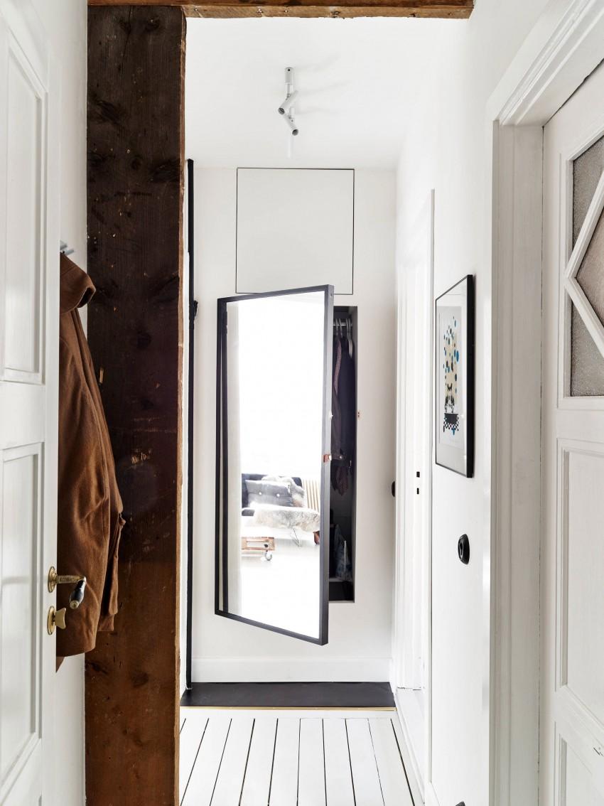 Прекрасный дизайн интерьера в скандинавском стиле