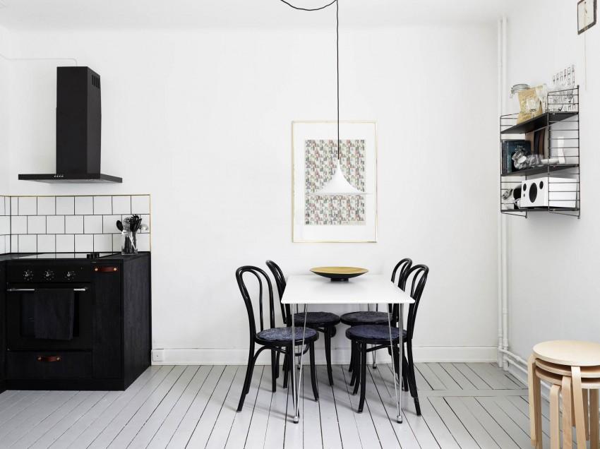Сногсшибательный дизайн интерьера столовой