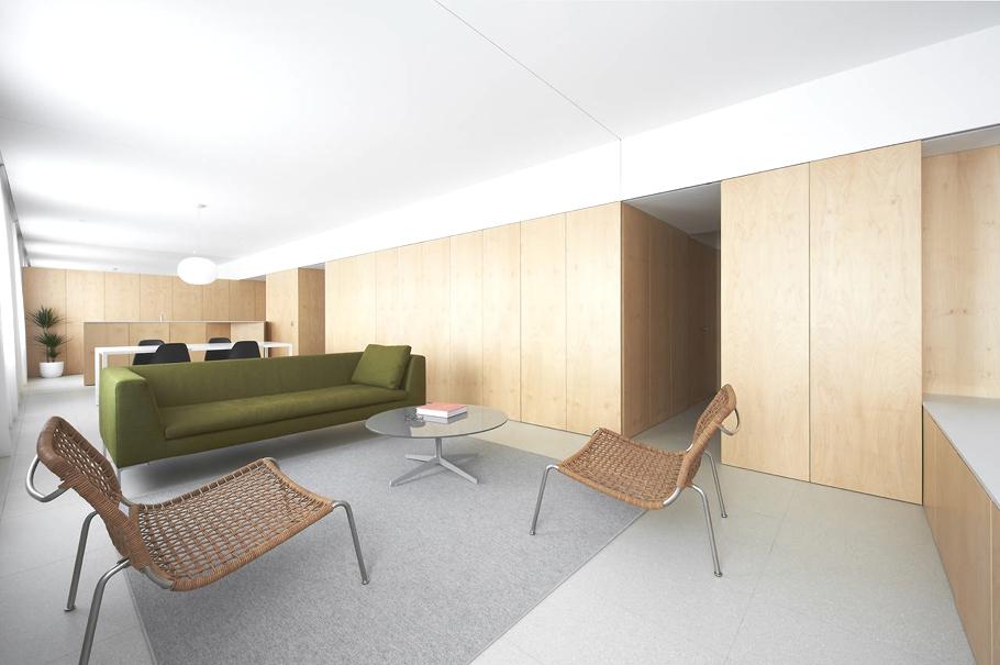 Абсолютный минимализм в апартаментах IN PAMPLONA