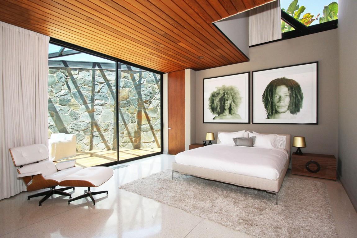 Современные шторы в дизайне интерьера помещения