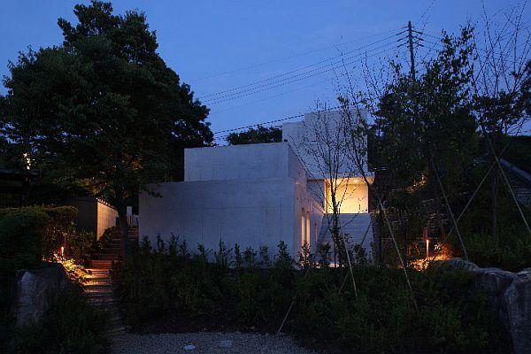 Внешний вид особняка в Minamiyama