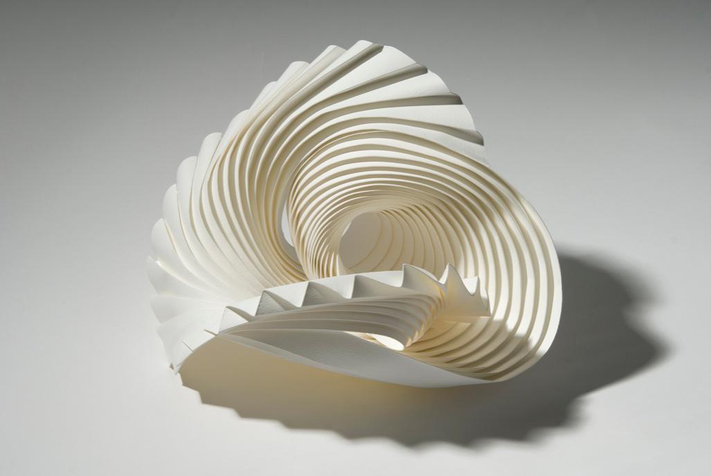 Трёхмерные бумажные скульптуры от Ричарда Суини