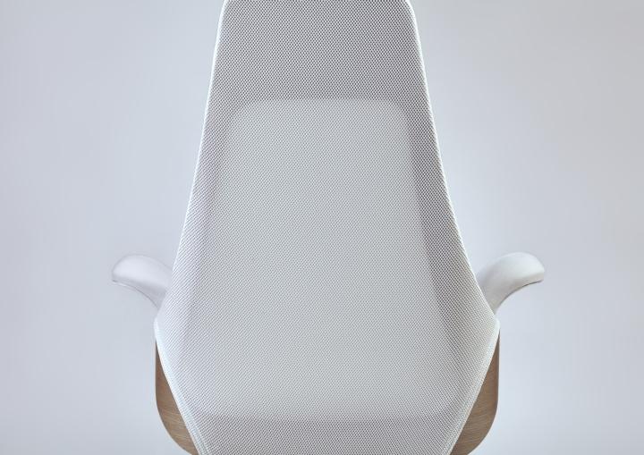 Креативное кресло-качалка NANA от Alegre Design