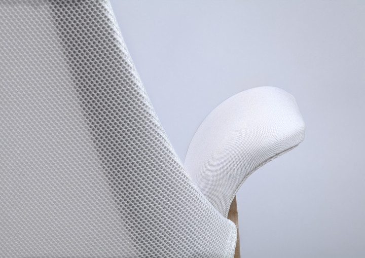 Спинка кресла-качалки NANA от Alegre Design