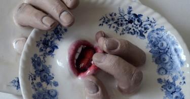 Ронит Баранга: эпатажная керамическая посуда