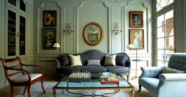 Викторианский стиль в интерьере квартиры