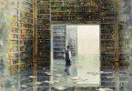 Картины Эрика Рю-Фонтена: волшебный реализм