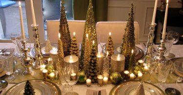 Встречаем Рождество эффектным интерьером: добавим яркости и блеска в привычную атмосферу