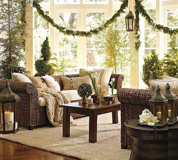 Рождество по-американски: украшение дома - Фото 2