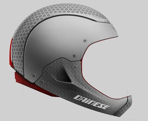Шлем Air от Данилы Кузвесова