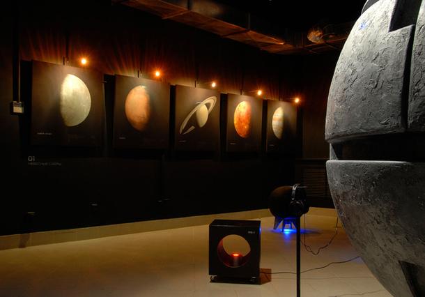 Выставка «Ожидание космоса» в Самаре