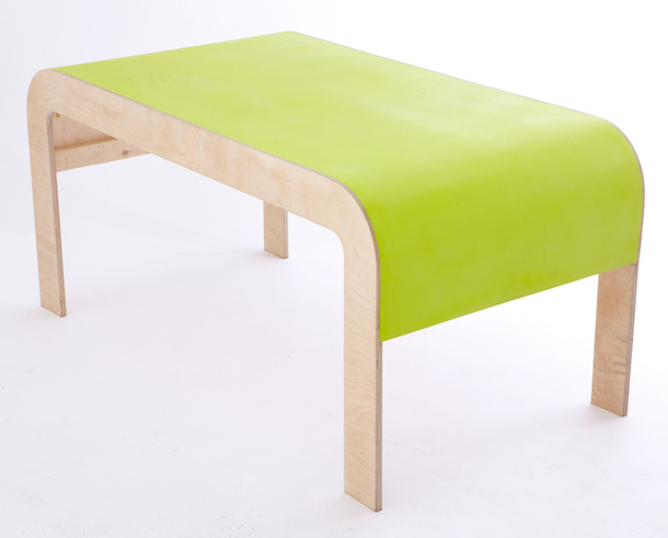 Столик из коллекции детской мебели Baby
