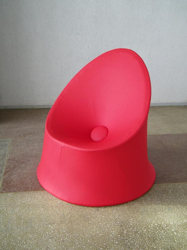 Кресло Soft Geometry