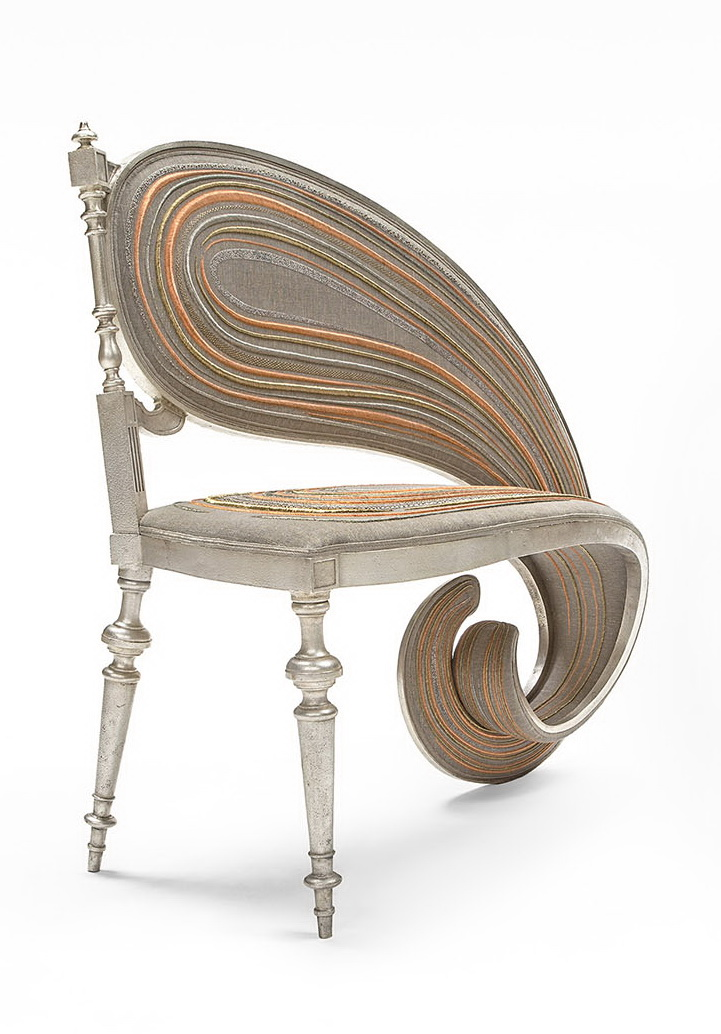 Классическая мебель в интерпретации Себастьяна Брайковича