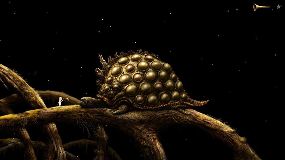 Amanita Design: приключения космического Гнома в компьютерной игре-квесте Samorost 3