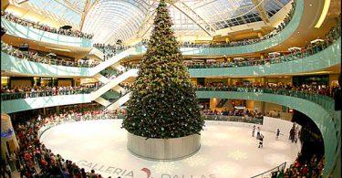 10 самых невероятных рождественских ёлок США - уникальная коллекция интересных фотографий