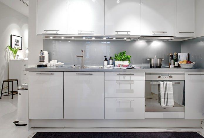 Дизайнерская кухонная мебель