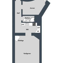 Планировка квартирного пространства