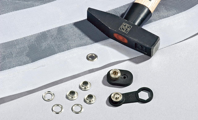 Молоток для изготовления ширмы
