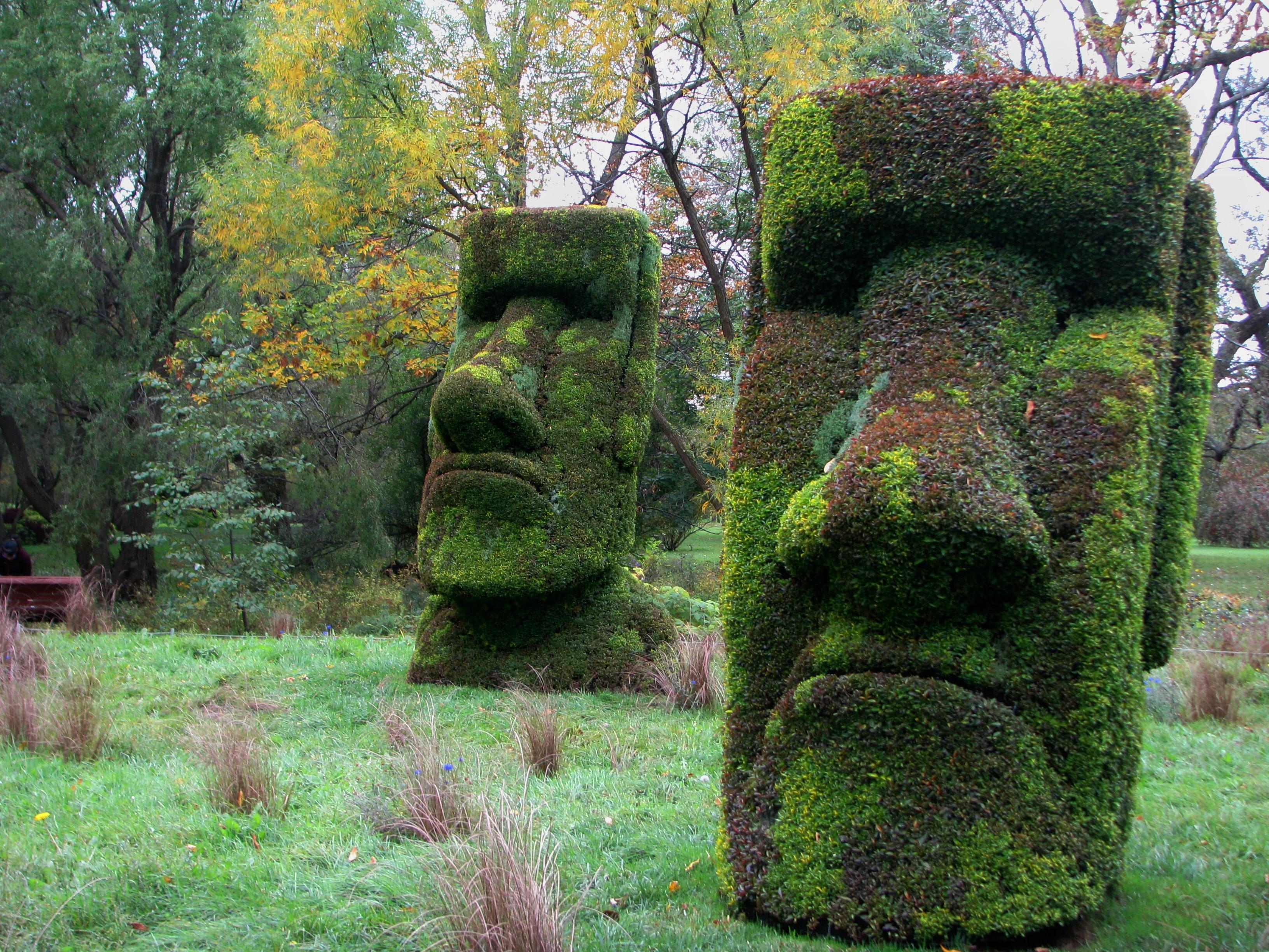 Скульптура для сада