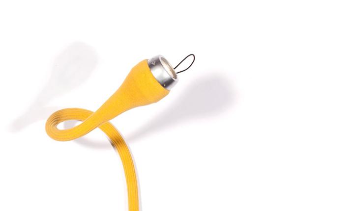 Желтая лампа Seed с приглушенным светом от Hedda Heyerdahl Braathen