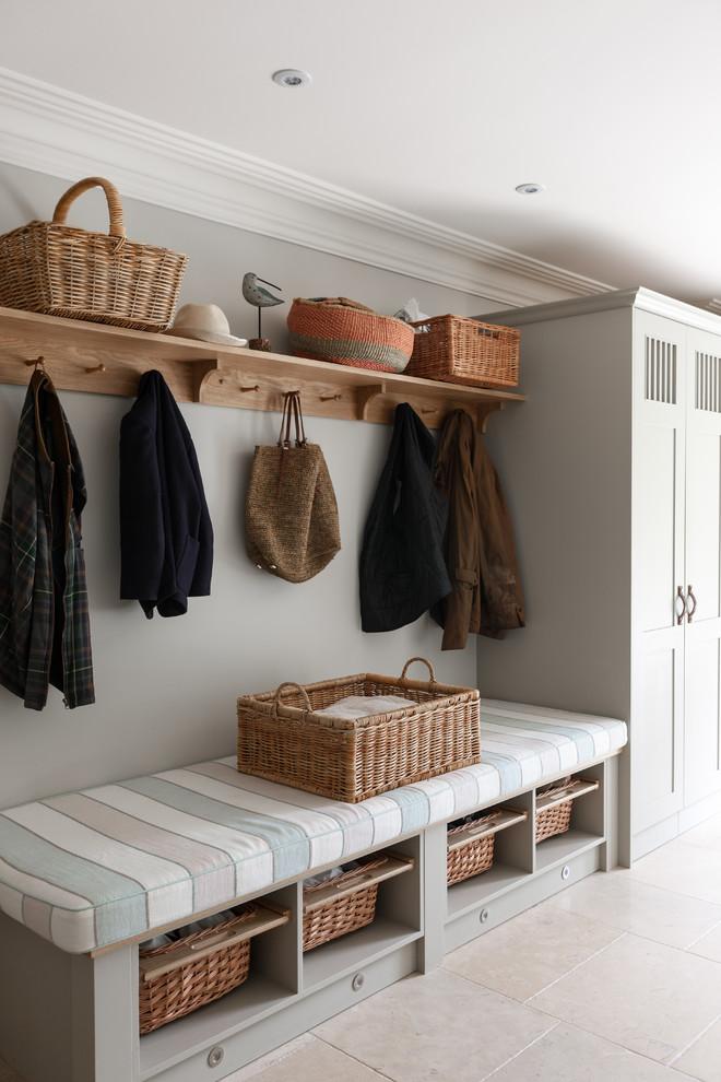 Плетенные корзинки для хранения