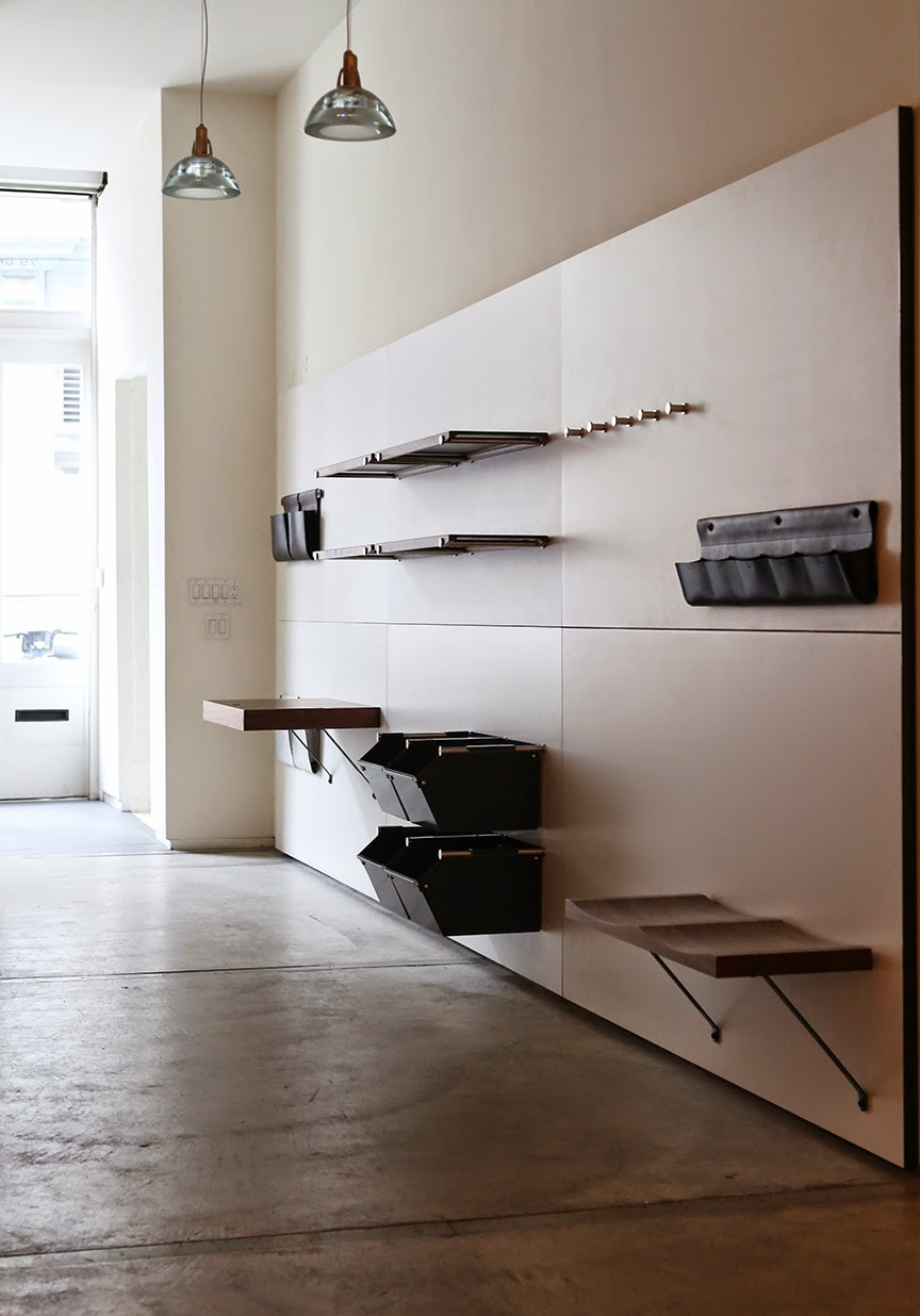 Elegant and innovative opencase shelving system by henrybuilt gallery
