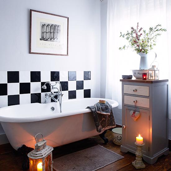 Оригинальный винтажный шкаф для ванной - Фото 2